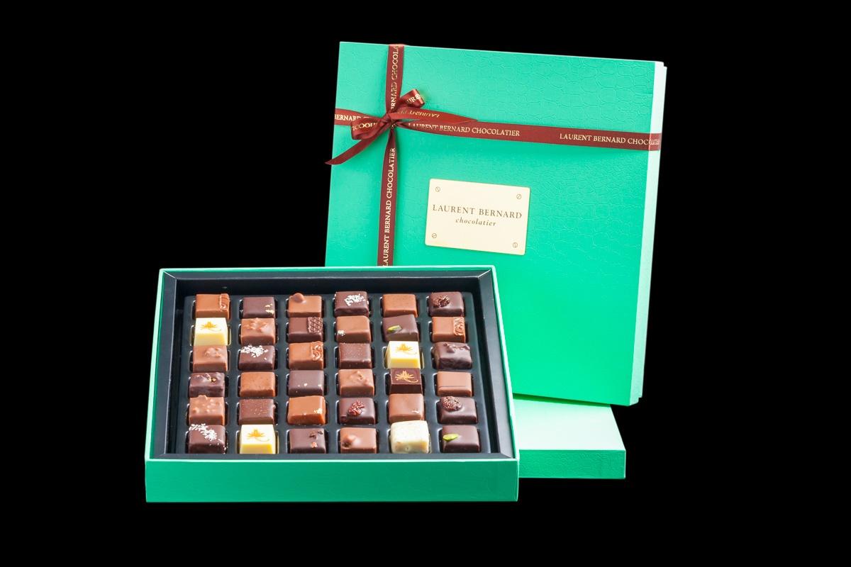 chocolate box 36